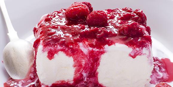 Frozen Raspberry Syrup