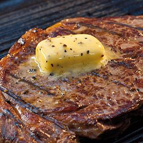 Fillet Steak with Cracked Black Pepper Flavour Melts