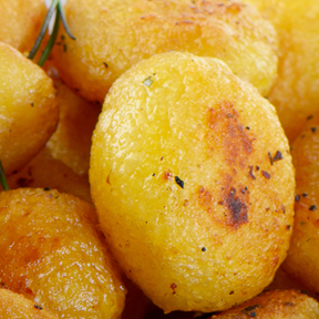 Potatoes with Cracked Black Pepper Flavour Melts